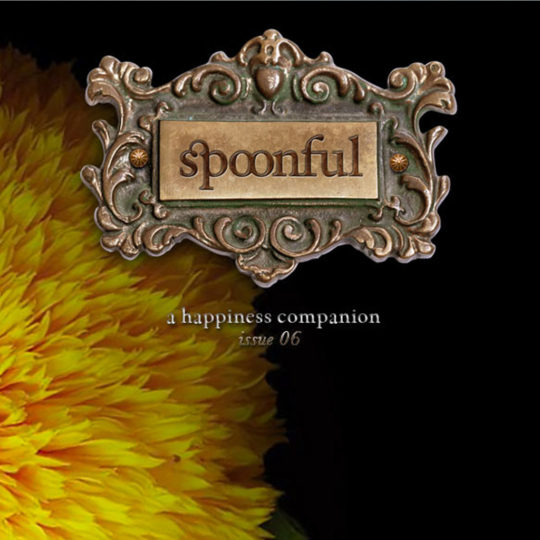 Spoonful, A Happiness Companion #6
